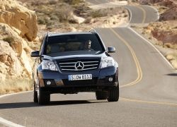 Mercedes готовит кроссовер на платформе В-класса