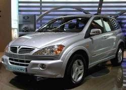 На Дальнем Востоке будут собирать автомобили SsangYong и Isuzu