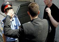 Московский милиционер попался на взятке в 300 тыс. долларов