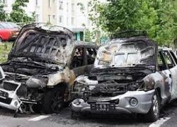 В Ростове за час сожгли 11 автомобилей