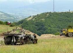 Задним числом Медведеву разрешили вводить войска в Южную Осетию