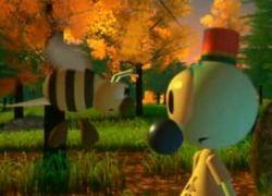 Один из самых первых мультфильмов студии Pixar