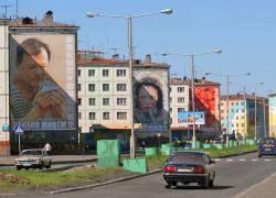 Город Норильск: мертвая зона Норникеля