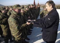 Саакашвили намерен вернуть Южную Осетию и Абхазию