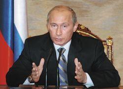 Владимир Путин пообещал удвоить ВВП к 2010 году