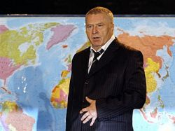Жириновский обещает нападение Израиля на Иран через 2 месяца