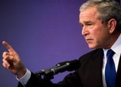 Буш попросил Медведева не признавать Южную Осетию и Абхазию