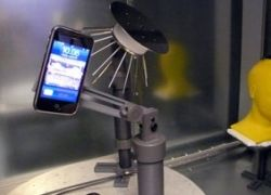 Сравнение мощности антенны iPhone с тремя другими телефонами