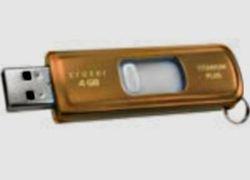USB-накопитель Ultra Cruzer Titanium Plus - защитит ваши данные