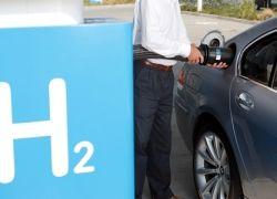Рекламный пробег машин на водороде обернулся неудачей