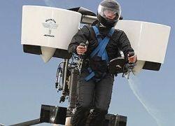 На смену персональным самолетам скоро придут летающие рюкзаки