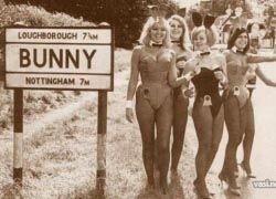 Официантки из клуба Playboy