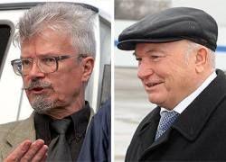 Эдуард Лимонов - Юрий Лужков: богатый против бедного?