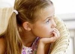 Антипатичный взгляд говорит о том, что ребенок думает