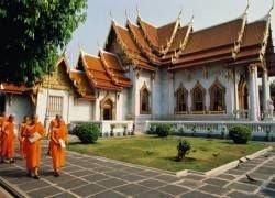"""В центре столицы Таиланда бушует \""""день народной революции\"""""""