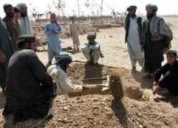 ООН подтвердила гибель 90 мирных афганцев под бомбами НАТО