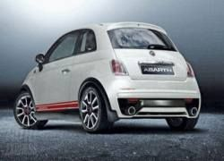 Fiat 500 Abarth SS: еще мощнее