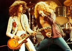 Led Zeppelin пишут песни