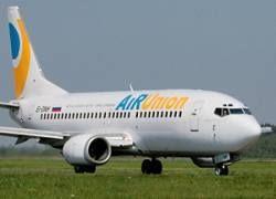 Из Москвы не могут вылететь 3 тысячи пассажиров AirUnion