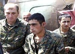 После войны в Осетии пленных не могут сосчитать