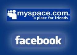 MySpace и Facebook присматриваются к российскому рынку