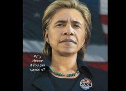 Хиллари Клинтон призвала голосовать за Обаму