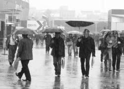 Доказано: люди толстеют из-за плохой погоды