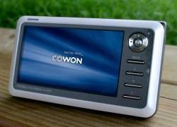 В сети появилась информация о новых плеерах Cowon