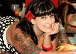 Tattoo Convention 2008 - ежегодный фестиваль татуировки