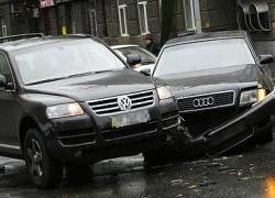 Внезапная смерть водителя привела к цепной аварии в центре Москвы