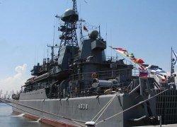 Ющенко хочет увеличить цену за базу Черноморского флота