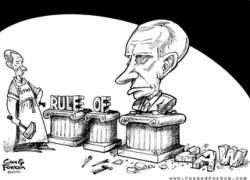 Суверенная демократия в России: строили-строили и построили?