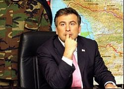 Саакашвили вместо мирного договора подписал письмо Саркози