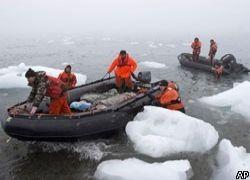 Канада начинает передел арктических углеводородов