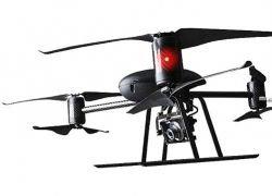Draganfly X6 - радиоуправляемый вертолет-шпион