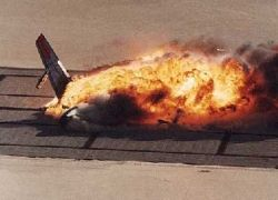 Краш-тест Boeing 707