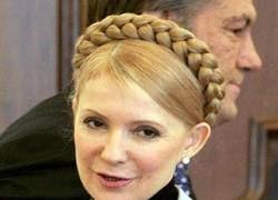 """Тимошенко: Ющенко разваливает \""""оранжевую коалицию\"""""""