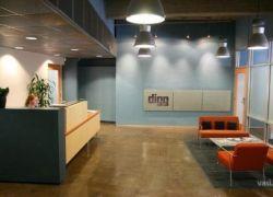 Интерьер офиса Digg.com
