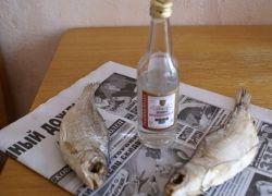 Американцы бойкотируют водку