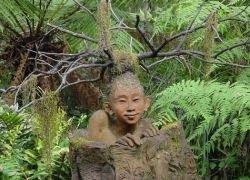 Мистические скульптуры «Сада Бруно» в Мэрисвиле