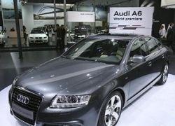 Audi А6 сменил мотор и подтянул лицо