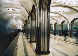 Станцию метро «Маяковская» отреставрируют к 2010 году