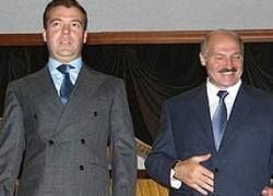 Лукашенко одобрил моральный выбор Медведева