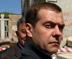 Интервью Дмитрия Медведева телекомпании BBC