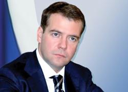Интервью Дмитрия Медведева телекомпании CNN