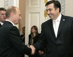 Война по версии Саакашвили