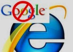 Новый Internet Explorer угрожает рекламным доходам Google
