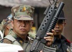Талиндская полиция штурмует правительственные сооружения
