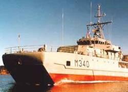 Грузия ожидает прибытия третьего корабля ВМС США