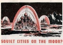 Изображения будущего из старых журналов